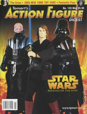 Tomart's Action Figure Digest #133 FN 2005 Stock Image