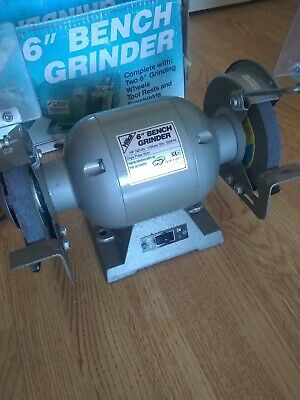 Fine Rexon Ebg 150 Double Head Bench Grinder Brand New Never Gmtry Best Dining Table And Chair Ideas Images Gmtryco