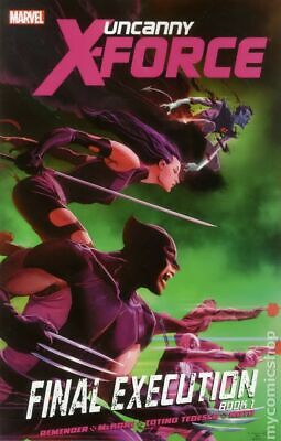 Uncanny X-Force TPB By Rick Remender #6-1ST NM 2013 Stock Image