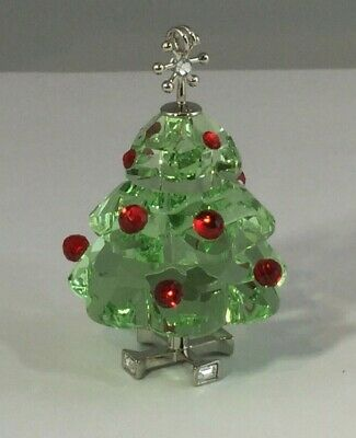 SWAROVSKI Crystal Christmas Ornament TREE Great Gift Holiday Cheer CH5