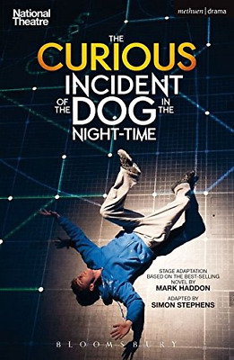 The Curious Incident of the Dog in the Night-Time (Modern Plays), Mark Haddon, G