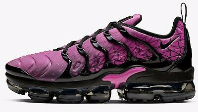 Nike Air Vapormax Plus For Men Fuschia Black Size 13