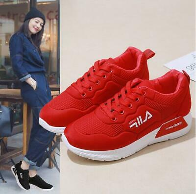 2019 Women's Tennis Shoes Ladies Casual Athletic Walking Running Sport Sneakers
