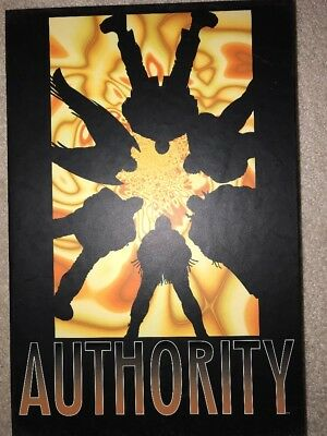 Absolute Authority Volume 2 By Mark Millar And Frank Quitely
