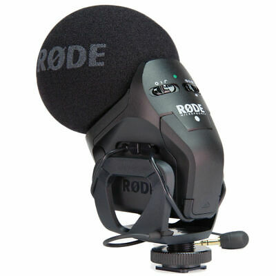 Sale Rode Videomic Pro Stereo (non-rycote model) - New In Box SVMPro