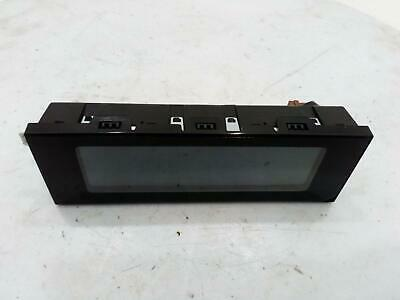 Citroen DS3 MK1 Radio Display Panel 9807107380