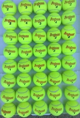 100 use  tennis balls from an EXCLUSIVE COUNTRY CLUB