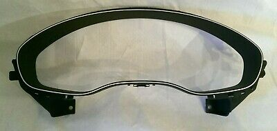 Audi A6 C7 2012-2017 right driver off side convex mirror glass 412RS