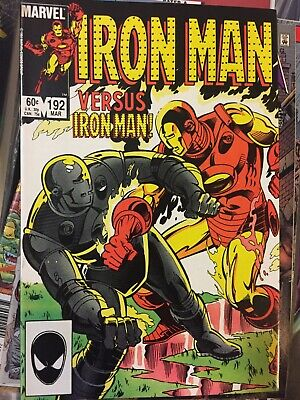 The Invincible Iron Man - Issues #151 - #200 - Classic 1980's Iron Man Comics