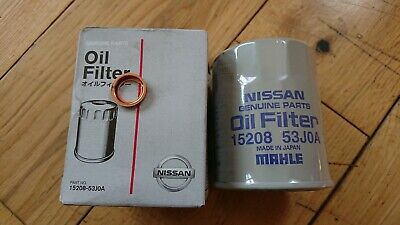 Nissan Sunny Pulsar GTI-R, original Japanese oil filter and sump washer. New.