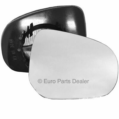 Right Driver side Wide Angle mirror glass for Renault Megane 2008-2016 heated