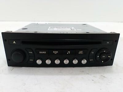 Citroen DS3 Mk1 CD Player Radio Stereo Head Unit 98053736XT