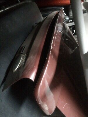 Spoiler posteriore Ford Sierra GT Cosworth rear lower spoiler