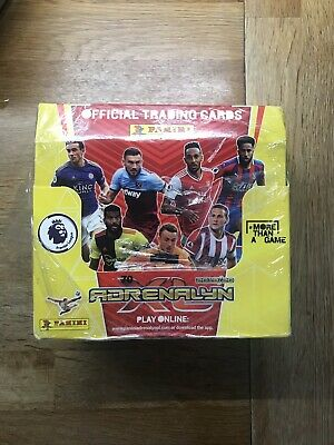 Panini Premier League Adrenalyn Xl Trading Cards 2019/20 - 50 Packets