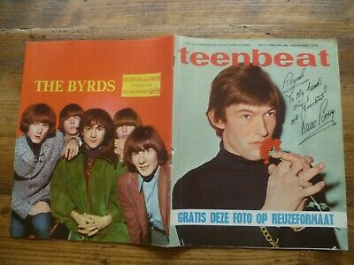 Teenbeat 1966:Dave Berry/Byrds/Rolling Stones/Fortunes/France Gall/Beatles/Hardy