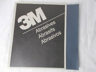 "Sand Paper WETORDRY 3M 02004 9 in x 11 in 320 Grit ""1 Pack of 50 Sheets"""