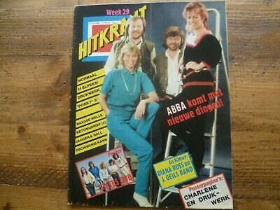 Hitkrant 1982: Abba / Diana Ross / McCartney / Luv' / Normaal /