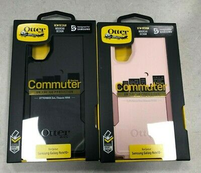 Samsung Galaxy Note 10 OR 10+ (Plus) Otterbox COMMUTER SERIES Case Cover OEM NEW