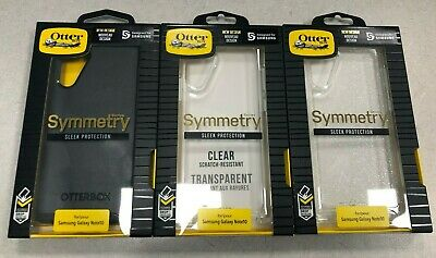 Samsung Galaxy Note 10 & Note 10+ (PLUS) OtterBox Symmetry Series Case OEM NEW!