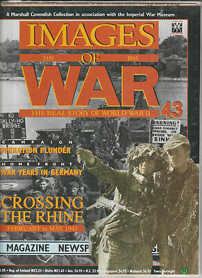 IMAGES OF WAR Magazine Issue 43 - CROSSING THE RHINE