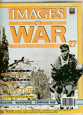 IMAGES OF WAR Magazine Issue 27 - CASSINO