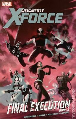 Uncanny X-Force TPB By Rick Remender #7-1ST VF 2013 Stock Image
