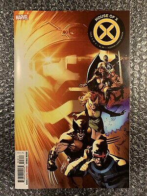 House Of X #3 - 1st Print - Marvel - 2019 - Reader Copy - IC Bottom Right