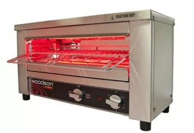 Woodson W.GTQI.8 – Grill Toaster Quartz Infra-Red 8 Slice In Excellent Cond