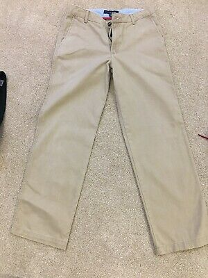 Boys tommy hilfiger trousers Size 18