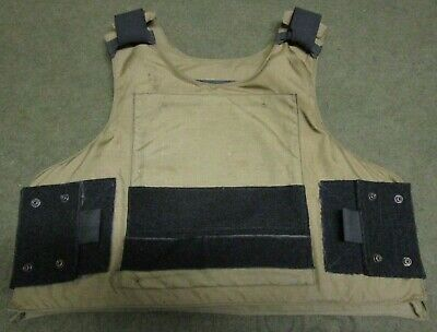 LBT 2729G-XL Coyote Tan Survival Armor Carrier Extra Large