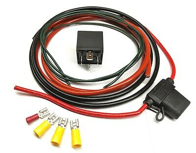 Wiring Kit for Aftermarket  Fuel Pump or Cooling Fan with Relay C