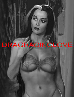 """Yvonne De Carlo """"The Munsters"""" """"Busty"""" """"Lily"""" 60s TV Show """"Pin Up"""" PHOTO! #(5)"""