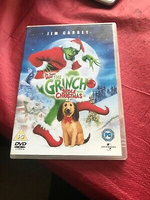 The Grinch (DVD, 2004)