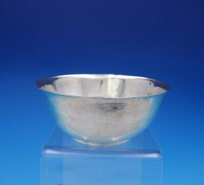 Revere by Handicraft Shop F. Gyllenberg Arts Crafts Sterling Silver Bowl #3661