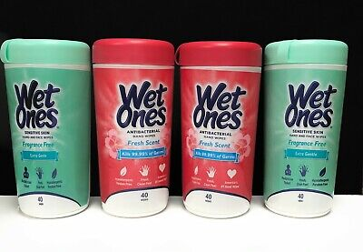 Spic And Span Stash Can All Purpose Wet Wipes ( Big Storage )