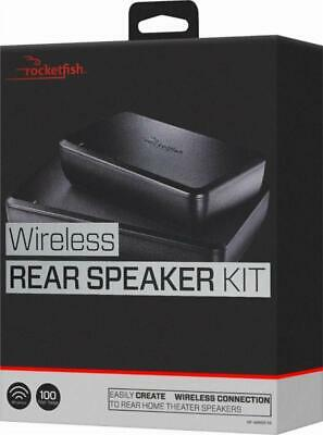 Rocketfish Wireless Home Theater Rear Speaker Kit - Model: RF-WRSK18
