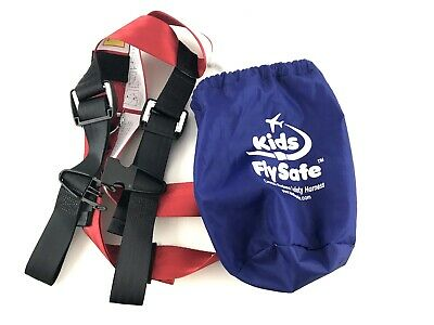 Child Airplane Harness Cares Safety Restraint System