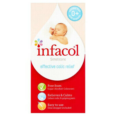 NEW Infacol Wind Drops 50 ml