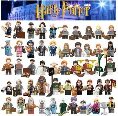 Lego Harry Potter Fantastic Beasts Minifigures 71022 NEW (choose your figure)