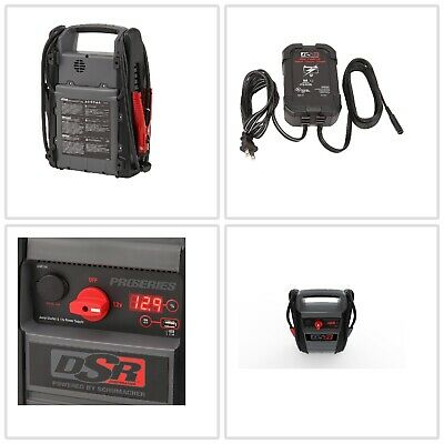 Battery Booster Jump Starter 12V 2200 Peak Amp Power Portable Heavy Duty Truck
