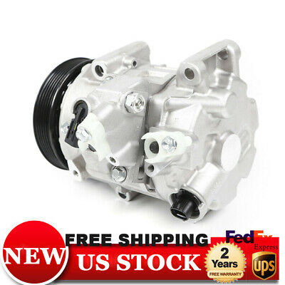 NEW AC Compressor For Ford Fusion Mercury Milan 06-12 2.3 2.5L 3.0L 68670 Each