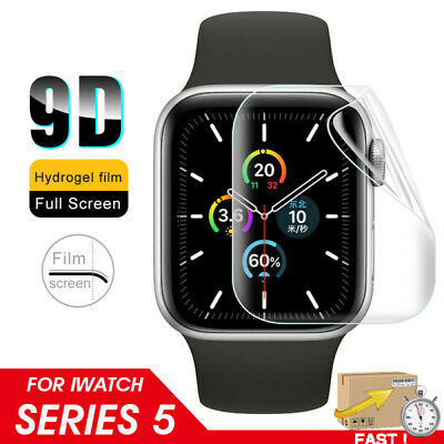 HYDROGEL Screen Protector for Apple Watch iWatch Series 5/4/3/2 38/40/42/44MM
