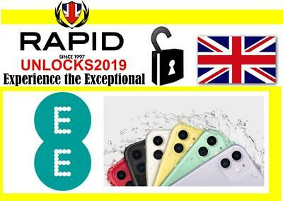 Unlocking Service For Ee Uk Under 6 Months Iphone 11 11 Pro 11 Pro Max