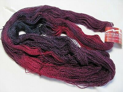Mountain Colors TWIZZLEFOOT Hand Dyed SW Merino & Silk Sock Yarn Harmony Currant