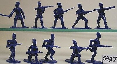 1:32 Mexican Federal Army Inf Mexican Revolution Armies in Plastic 5813