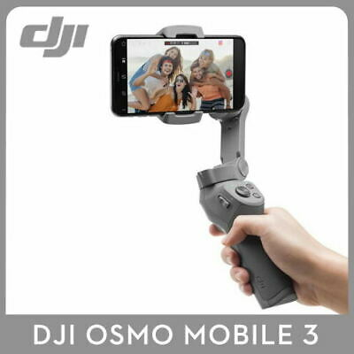 Original DJI Osmo Mobile 3 Phone Gimbal Handheld Stabilizer For Smart Phone