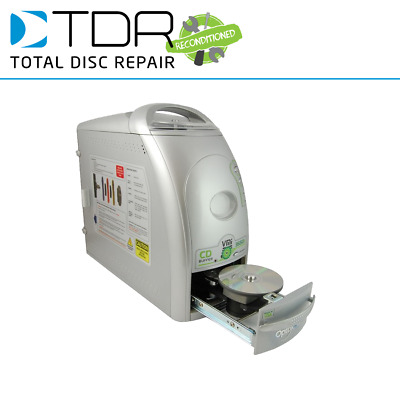 TDR Venmill Buffer 3500 Disc Repair Machine/ Fix CD, DVD scratches