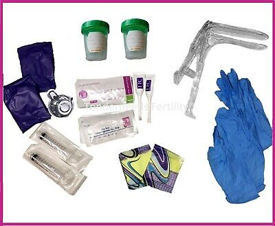 2 Complete Sterile Human Fertility At Home Donor Artificial Insemination Kits