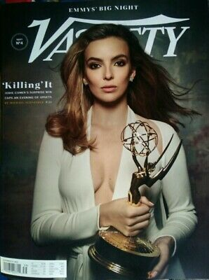 Jodi Comer's Variety Magazine- September 25, 2019 No Mailing Label S
