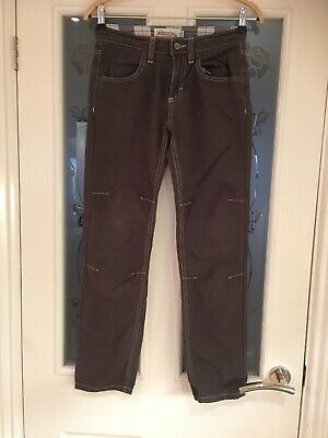 Boys Clothes Boden Johnnie B Jeans Trousers 26 Regular W26 (629)